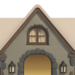 NH-House Customization-gray cobblestone exterior