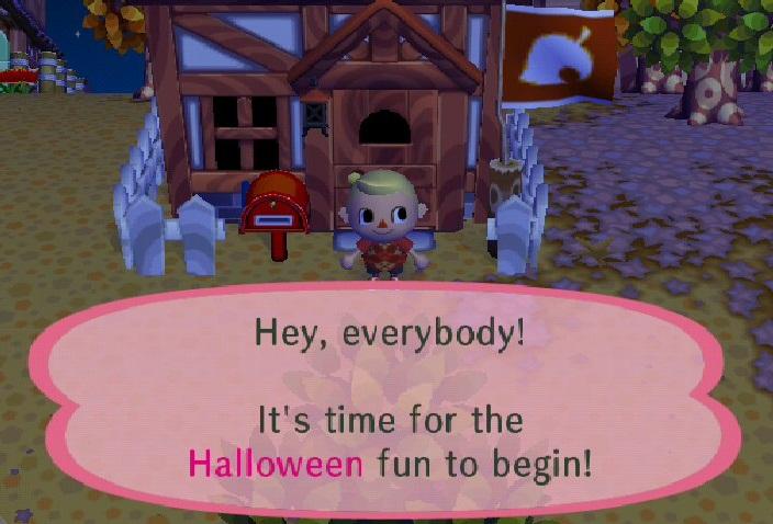 Halloween | Animal Crossing Wiki | FANDOM powered by Wikia