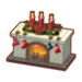 PC-FurnitureIcon-festive fireplace