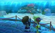 Phoebe ACNL Aquarium