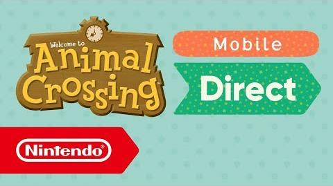 Animal Crossing Mobile Direct - 25.10.2017-2