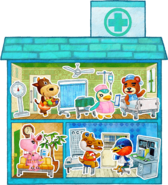 Hospital (Happy Home Designer)