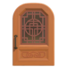 NH-House Customization-imperial door (round)