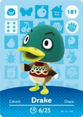 Amiibo 181 Drake