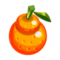 Icono Naranja Deliciosa (Pocket Camp)