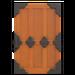 NH-House Customization-zen door (square)