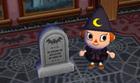 Creepy bat stone cf