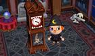Creepy clock cf