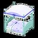 NH-Furniture-Cute bed (sky blue)
