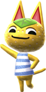 -Tangy - Animal Crossing New Leaf