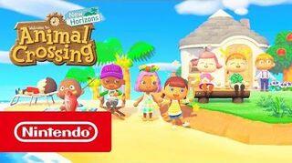 Animal Crossing New Horizons – ¡Bienvenidos a la isla! (Nintendo Switch)