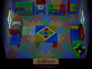 Casa de Arándano (Población en aumento)