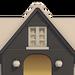 NH-House Customization-black stucco exterior
