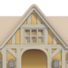 NH-House Customization-cream chalet exterior