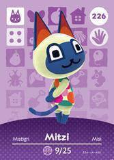 Amiibo 226 Mitzi
