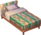 Wave alpine bed