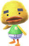 Joey - Animal Crossing New Leaf