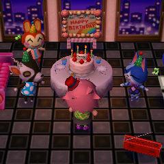 Enjoyable Birthday Animal Crossing Wiki Fandom Funny Birthday Cards Online Necthendildamsfinfo