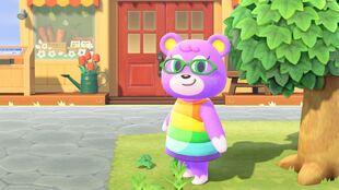 Megan Animal Crossing