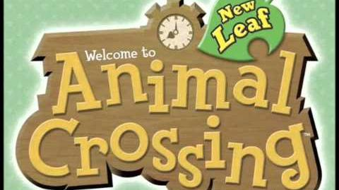 The Roost Cafe Animal Crossing New Leaf