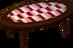 Modern alpine low table