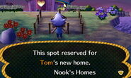 Tom ACNL Home Setup