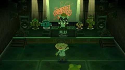 Animal Crossing New Leaf - DJ K.K.'s House Night Medley (Part 1)
