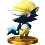 Trofeo de Betunio (SSBB Wii U)