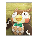 NH Blathers Poster