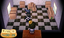 Roscoe ACNL Moving In Villager