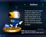 Trofeo de Gulliver en SSBB