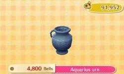 Aquarius Urn catalog