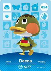Amiibo 054 Deena