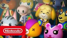 Animal Crossing New Horizons – Tom Nook présente..