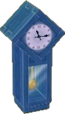 Blue clock NL