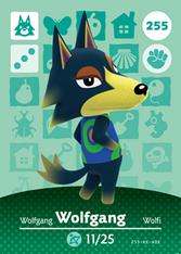 Amiibo 255 Wolfgang