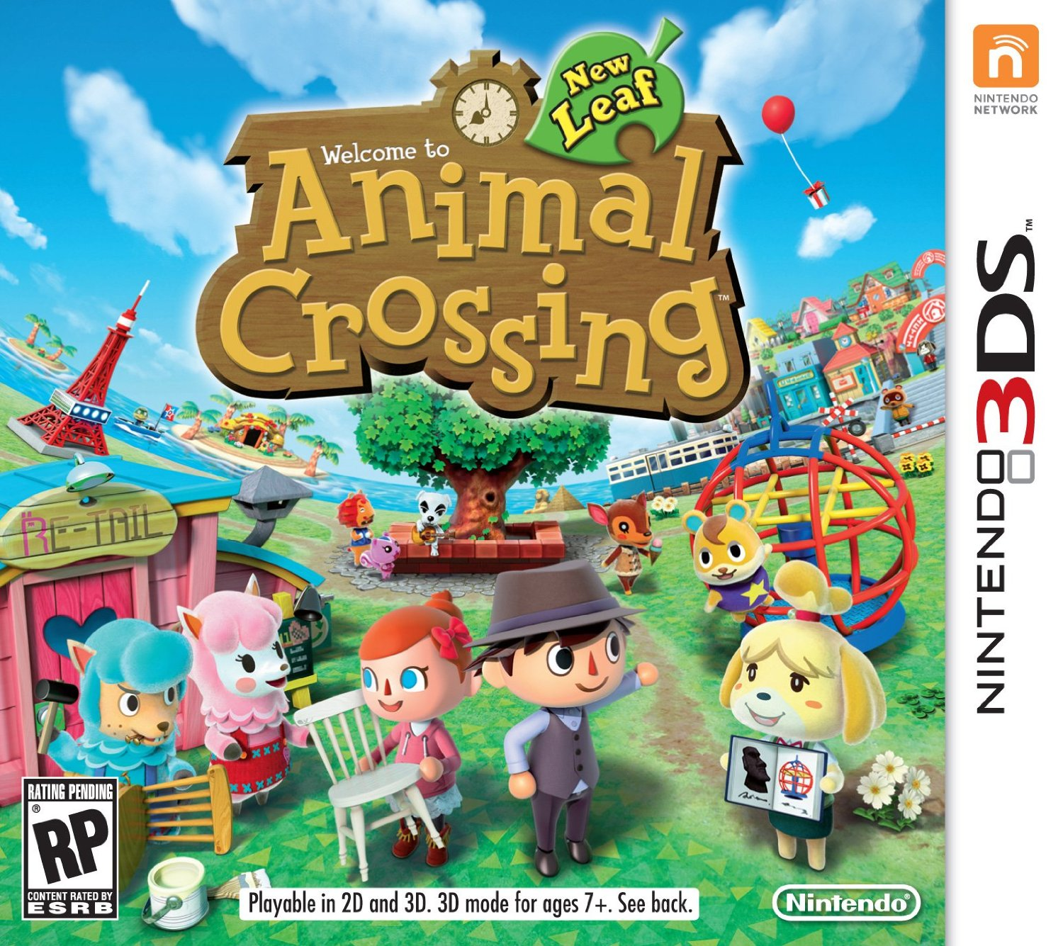 Image animal crossing new leaf box animal crossing wiki fandom powered by wikia - Coupes animal crossing new leaf ...
