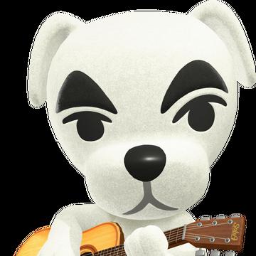K K Slider Animal Crossing Wiki Fandom