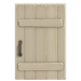 NH-House Customization-white rustic door (square)