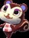 Pecan - Animal Crossing New Leaf