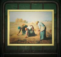 Authentic the gleaners