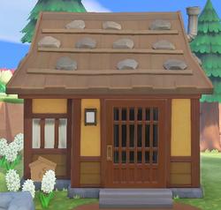 Buzz house acnh