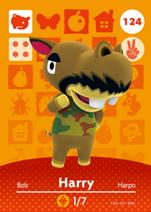 Harpo (Tarjeta amiibo)