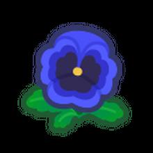 blue flowers animal crossing new horizons