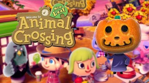 Comparaison Musique Animal Crossing - Halloween