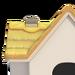 NH-House Customization-fresh-grass thatch roof