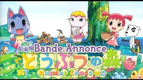 FANDUB FR Bande Annonce Animal Crossing - Le Film