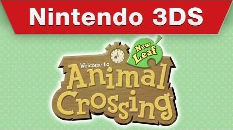 Nintendo 3DS - Animal Crossing New Leaf Trailer