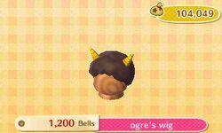 Ogre's Wig catalog