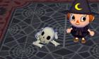 Creepy skeleton cf